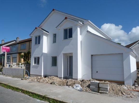 Thumbnail Detached house for sale in Tehidy Road, Camborne