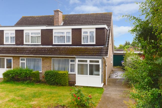 Thumbnail Property to rent in Brockenhurst Close, Canterbury