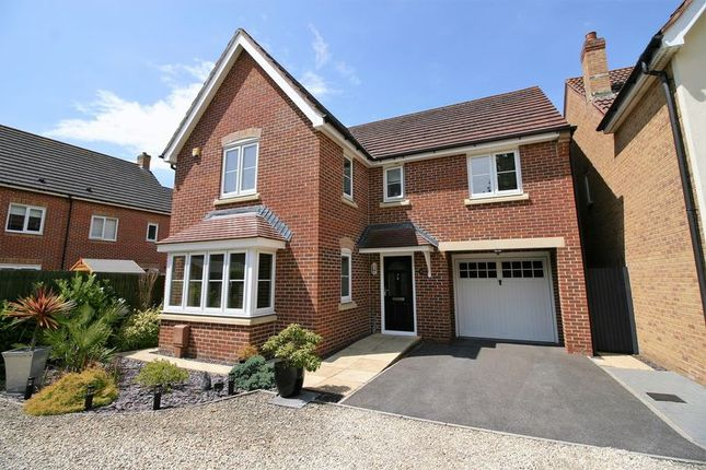 Thumbnail Detached house for sale in Three Ways Close, Fareham