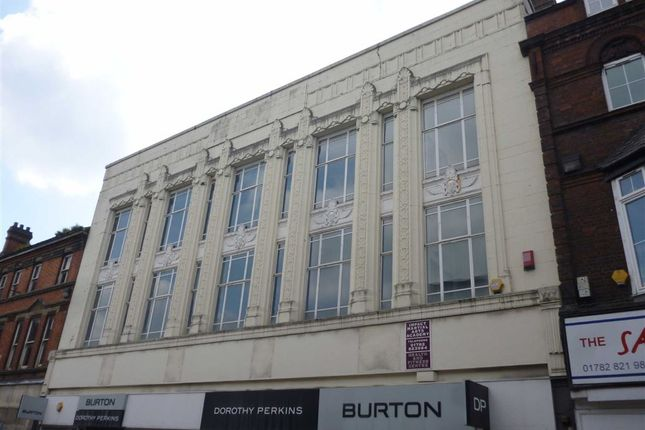 Office to let in High Street, Stoke-On-Trent, Staffordshire