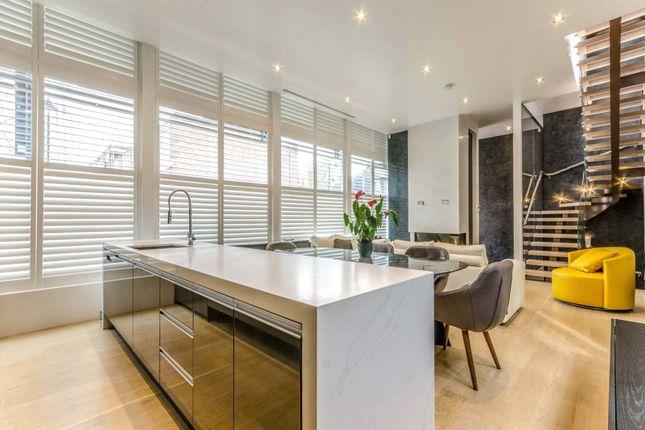 Thumbnail Terraced house to rent in Halliford Street, Islington