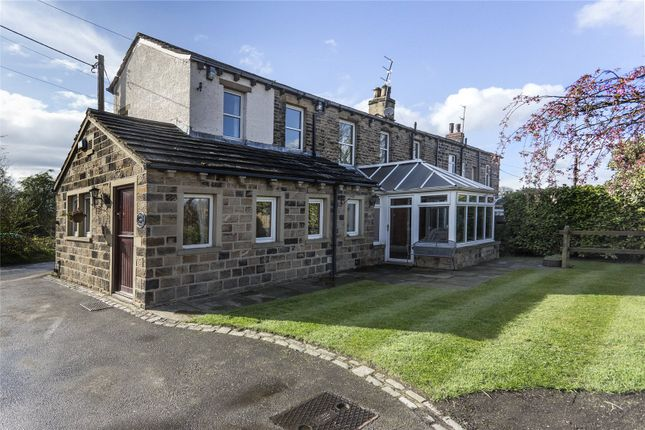 Thumbnail Cottage for sale in Hagg Lane, (Off Steanard Lane), Mirfield, West Yorkshire