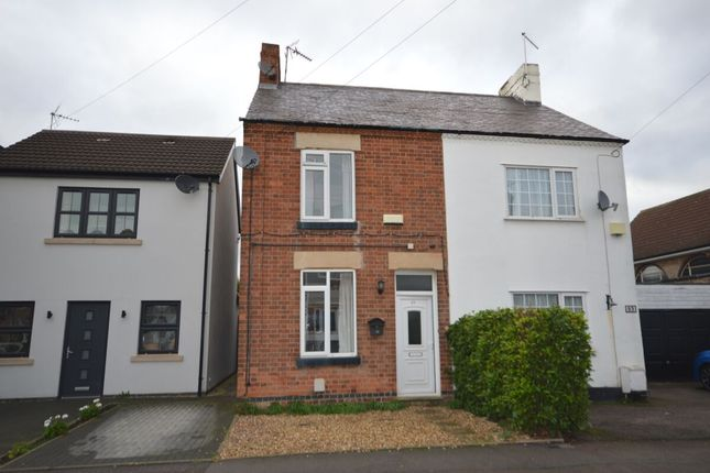 2 bed semi-detached house for sale in Park Road, Blaby, Leicester LE8
