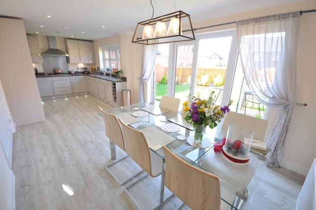 Thumbnail Detached house for sale in Old Tarnbrick Way, Kirkham, Preston, Lancashire
