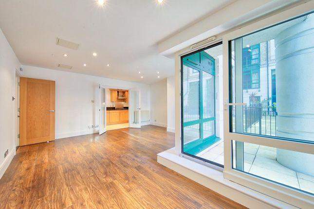 Thumbnail Flat to rent in Warren House, Kensington, London