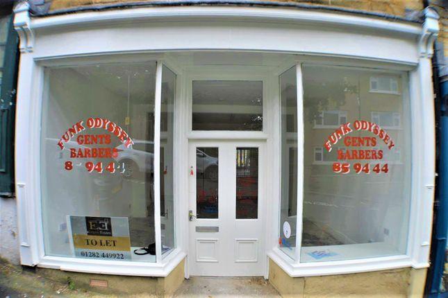 Thumbnail Retail premises to let in New Market Street, Colne BB8, Colne,