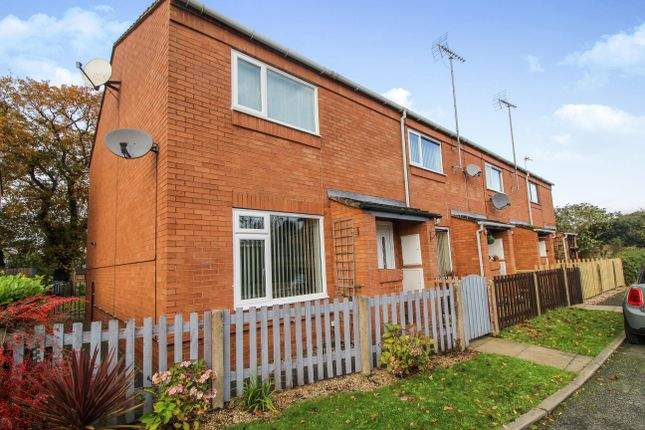 2 bed terraced house for sale in Park Way, Saughall, Chester CH1