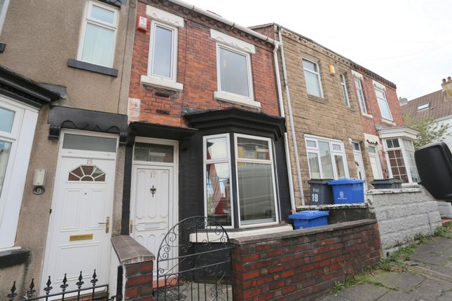 Thumbnail Terraced house to rent in Sturgess Street, Stoke