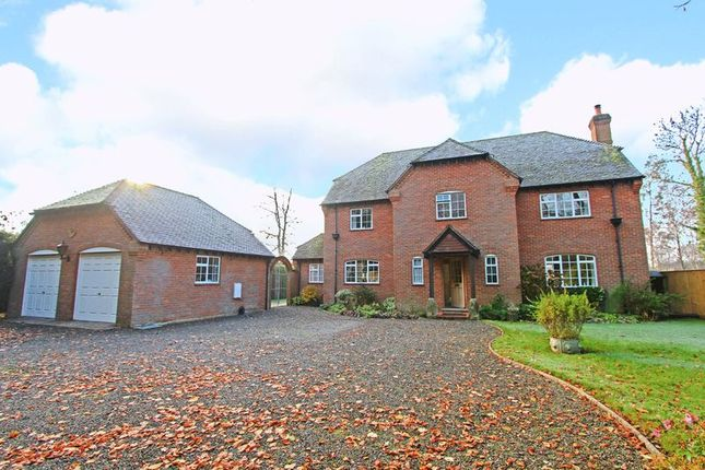 4 bed detached house for sale in Landford Wood, Salisbury SP5