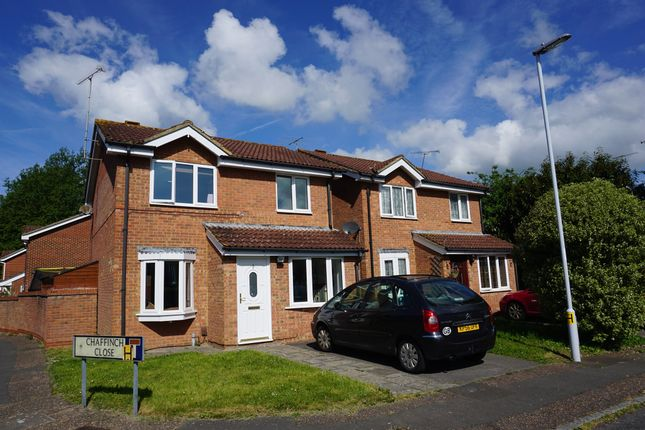Thumbnail Detached house for sale in Chaffinch Close, Worthing