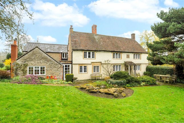 Thumbnail Detached house for sale in Kington Langley, Chippenham, Wiltshire