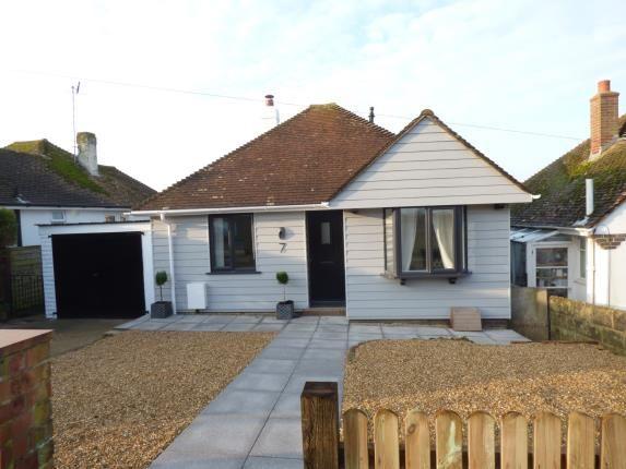 Thumbnail Bungalow for sale in Heathfield Avenue, Saltdean, Brighton, East Sussex