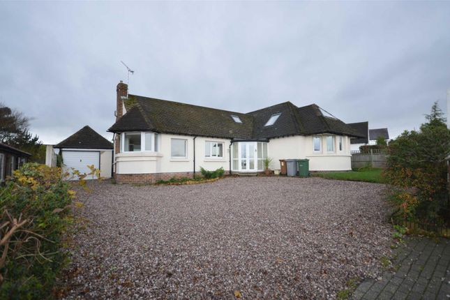 Thumbnail Detached bungalow to rent in Milner Road, Heswall, Wirral