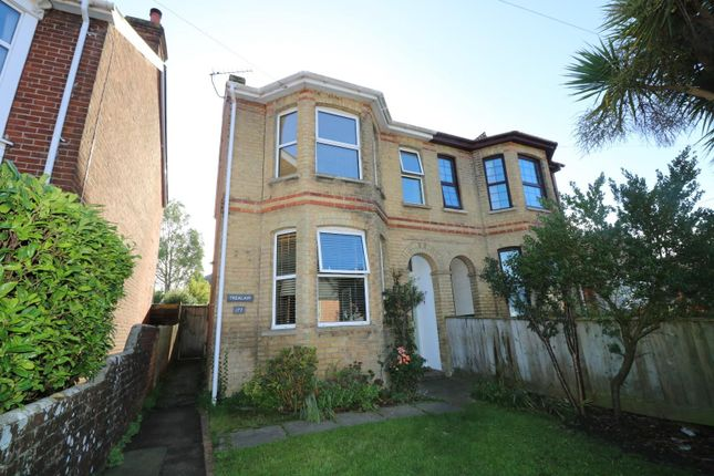 Thumbnail 3 bed property for sale in Carisbrooke Road, Newport