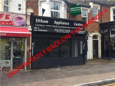 Thumbnail Retail premises to let in 142 Well Hall Road, Eltham