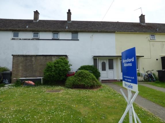 2 bed terraced house for sale in Traffwll Road, Caergeiliog, Holyhead, Anglesey LL65