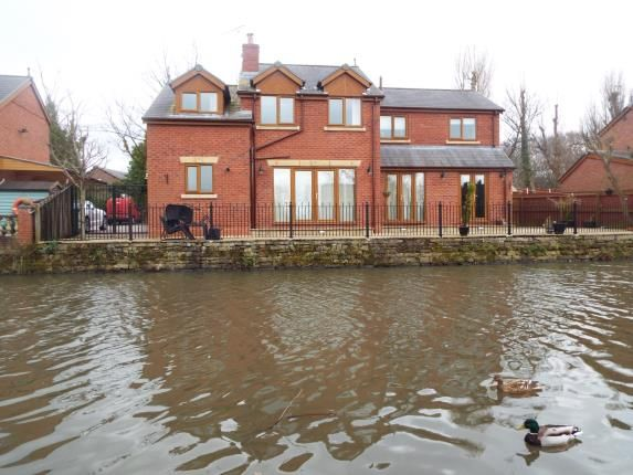 Thumbnail Detached house for sale in Alexander Wharf, Liverpool, Merseyside