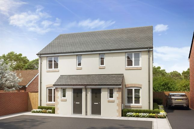 """Thumbnail Semi-detached house for sale in """"The Trafalgar"""" at Thame Park Road, Thame"""