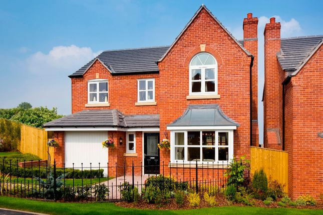 Thumbnail Detached house for sale in The Bramhall - Upton Dene, Liverpool Road, Chester