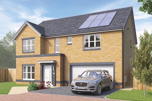 """Thumbnail Detached house for sale in """"The Cotham"""" at Crosshill Road, Bishopton"""