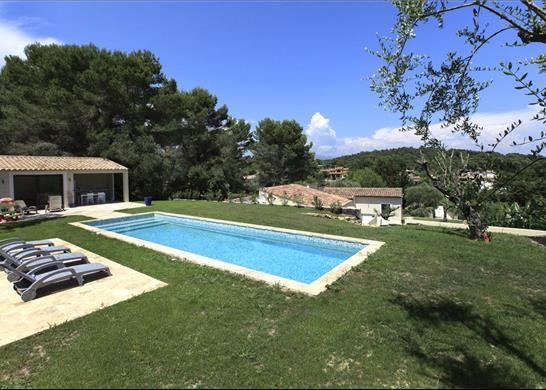 4 bed detached house for sale in Mougins, France