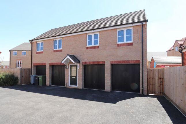 Thumbnail Property to rent in Farrer Way, Barleythorpe, Oakham