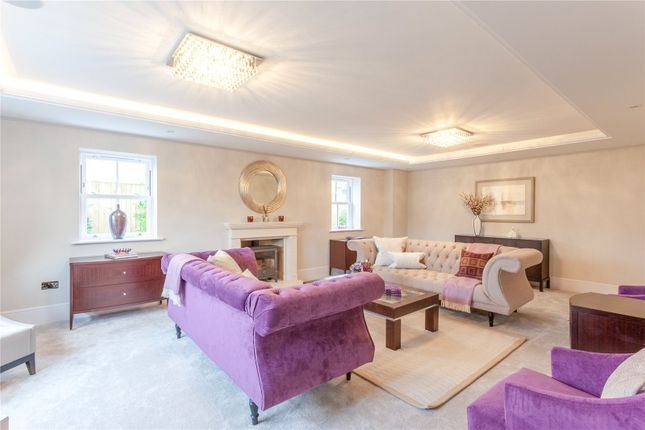 Living Room of Redwood, Epping Green, Epping CM16
