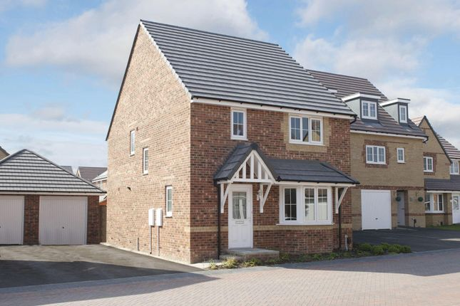 "Thumbnail Detached house for sale in ""Chesham"" at Laughton Road, Thurcroft, Rotherham"