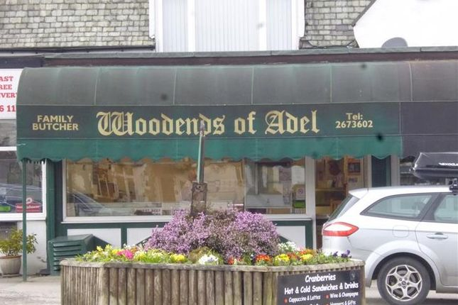 Thumbnail Retail premises for sale in Otley Road, Adel