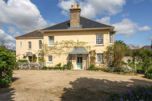 Thumbnail Detached house for sale in Stanford House, Sand Road, Wedmore, Somerset