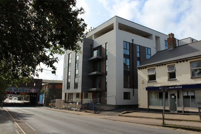 Thumbnail Flat to rent in Kingston Road, Taunton