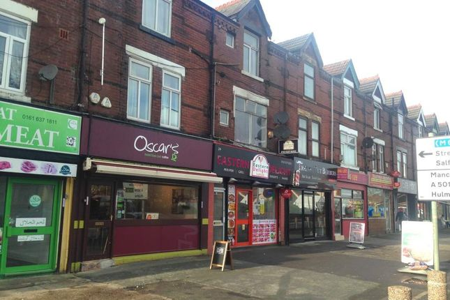 Thumbnail Restaurant/cafe for sale in Stretford M16, UK