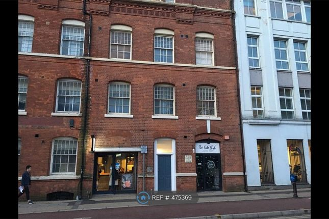 Thumbnail Flat to rent in Newarke Street, Leicester