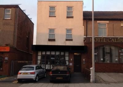 Thumbnail Hotel/guest house for sale in Hornby Road, Blackpool, Lancashire