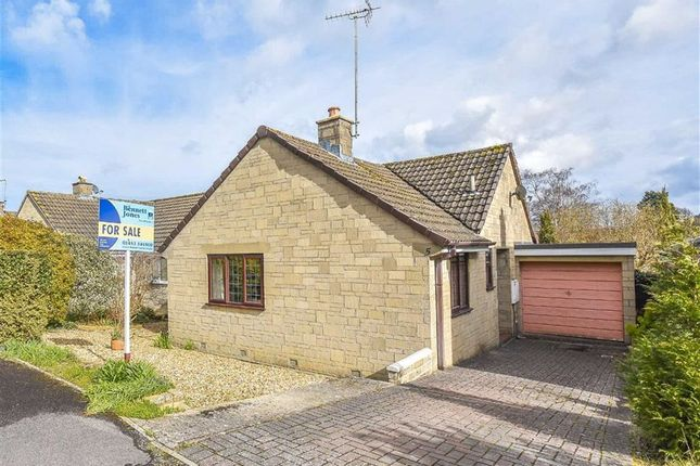 Thumbnail Semi-detached bungalow for sale in Hermitage Drive, Dursley
