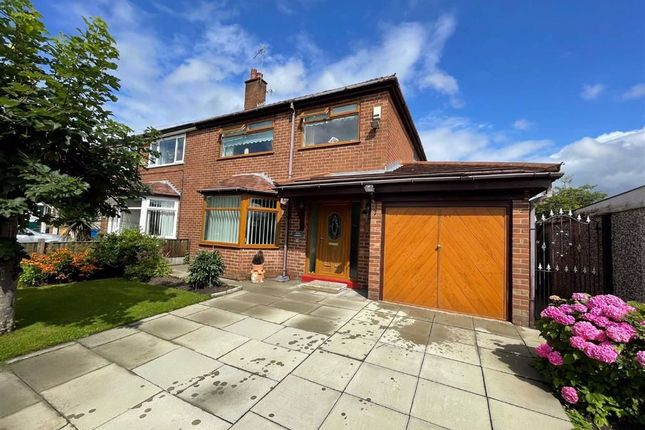 Thumbnail Semi-detached house for sale in Lonsdale Avenue, Leigh