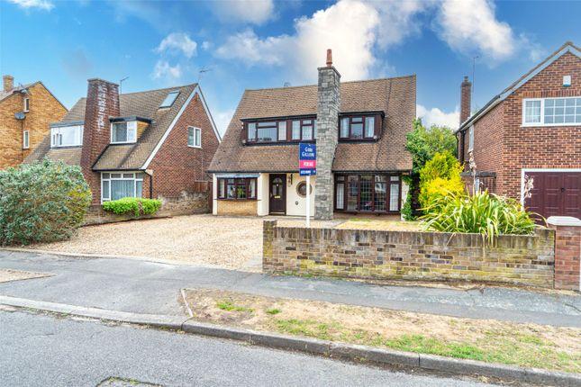 Thumbnail Detached house for sale in Ashcroft Drive, Denham Green, Buckinghamshire