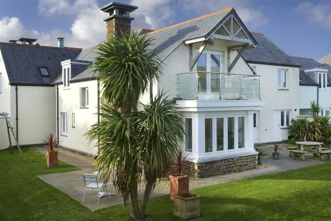Thumbnail Detached house for sale in Trinity Watch, Higher Trewidden Road, St. Ives, Cornwall