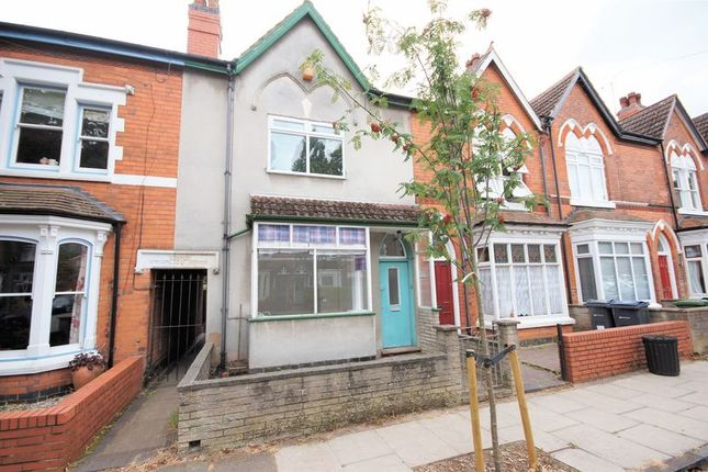 Thumbnail Terraced house for sale in First Avenue, Selly Park, Birmingham