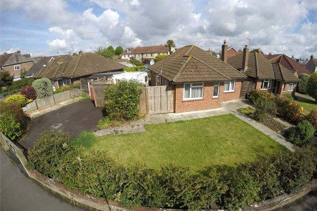 Thumbnail Detached bungalow for sale in Ettrick Road, Chichester, West Sussex