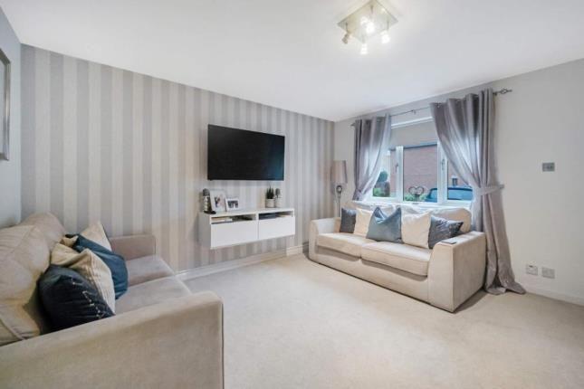 Lounge of Ellis Way, Motherwell, North Lanarkshire ML1