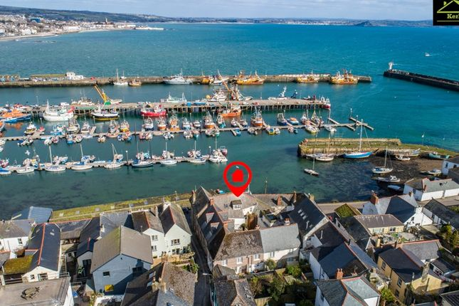 Terraced house for sale in Fore Street, Newlyn, Penzance
