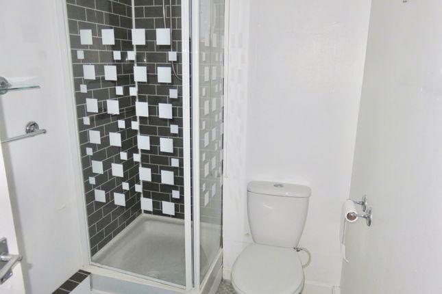 Shower Room of Centenary Gardens, Coatbridge ML5