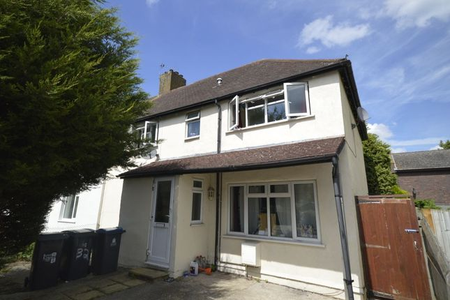 Thumbnail Semi-detached house to rent in Fullers Avenue, Tolworth, Surbiton