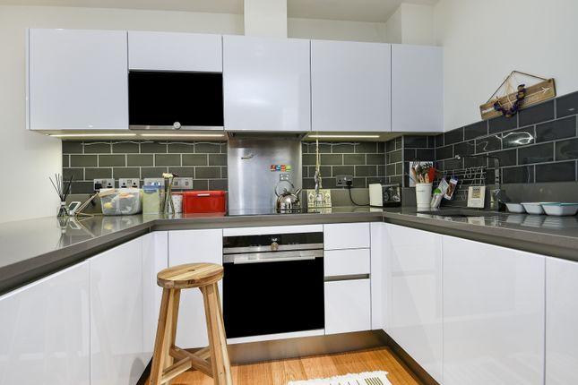 Kitchen of The Norton, John Harrison Way, Lower Riverside, Greenwich Peninsula SE10