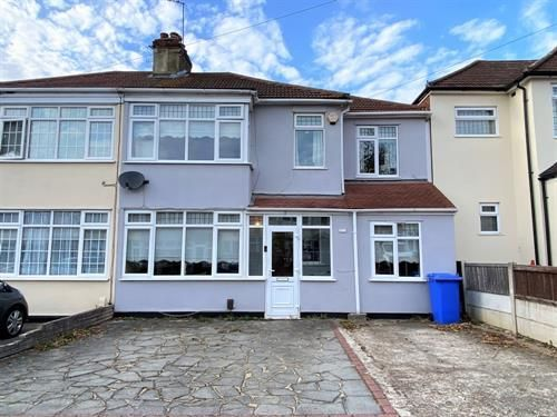 Semi-detached house for sale in Primrose Glen, Hornchurch