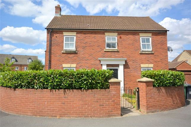 Thumbnail Link-detached house to rent in Kinloss Drive Kingsway, Quedgeley, Gloucester