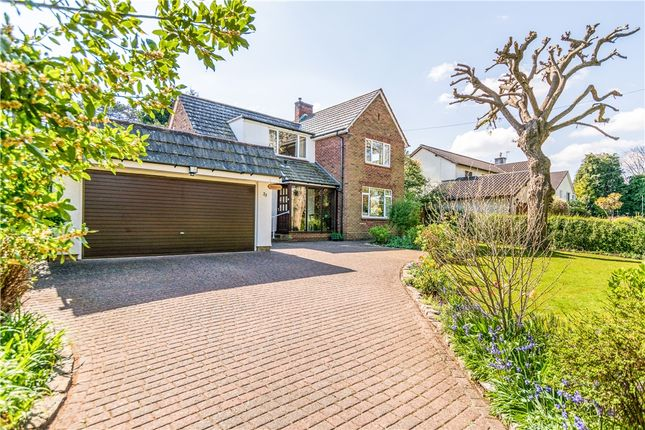 Thumbnail Detached house for sale in Church Road, Sneyd Park, Stoke Bishop, Bristol