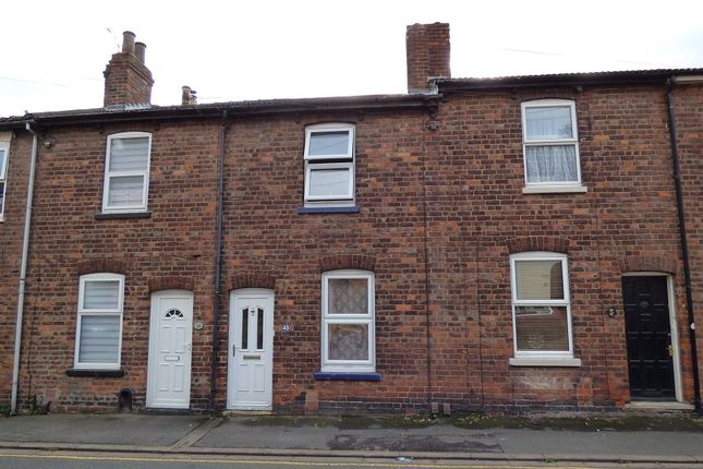 Front of Alexandra Terrace, Lincoln LN1