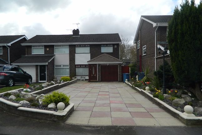 Thumbnail Semi-detached house for sale in Dalton Close, Liverpool